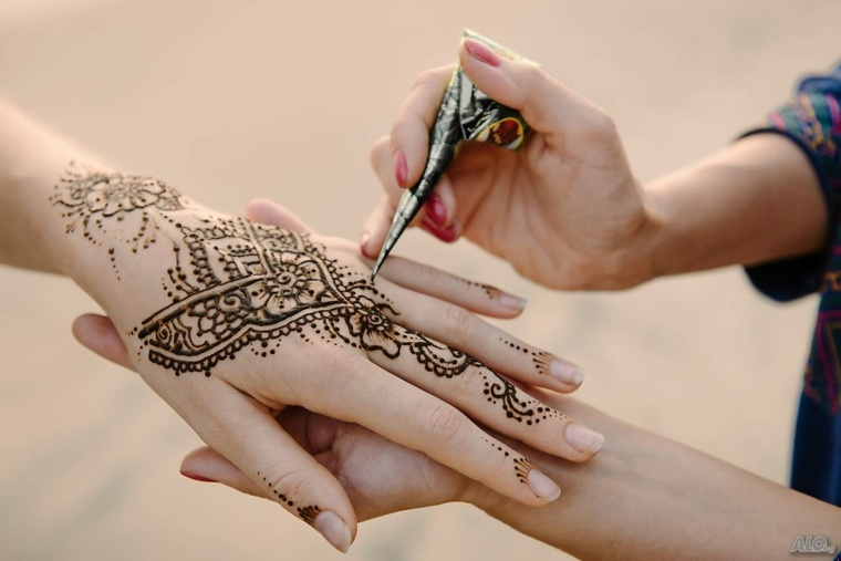 tatuajes temporales en-las-manos
