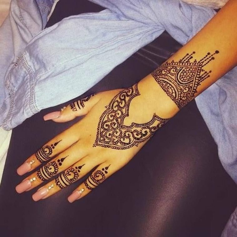 tatuajes temporales ideas