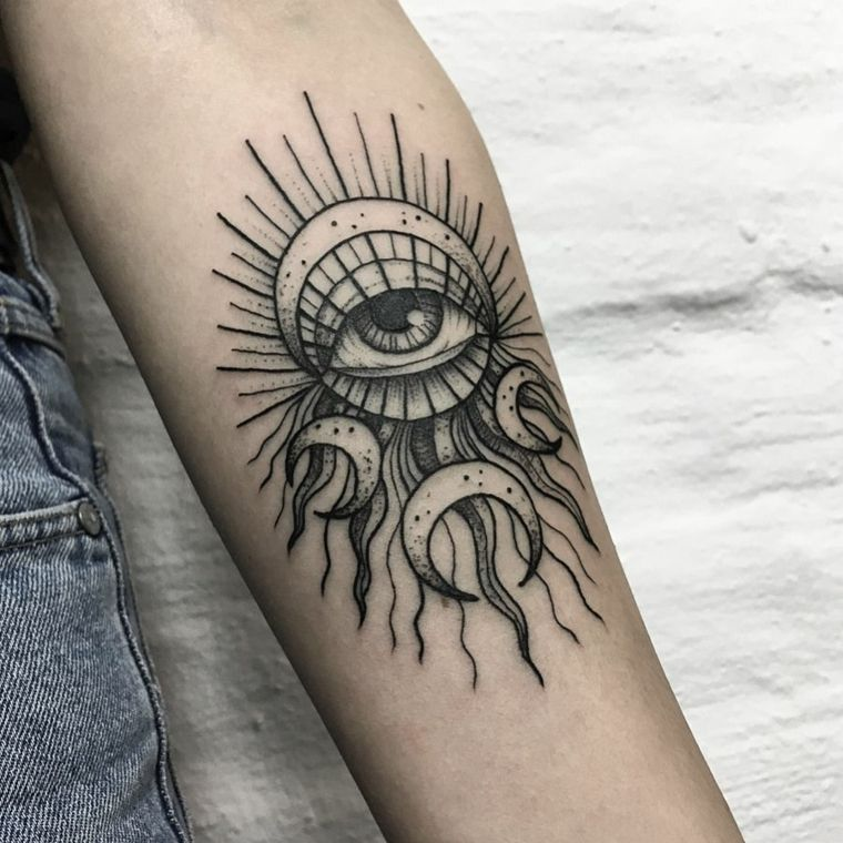 tatuajes-temporales-ojo