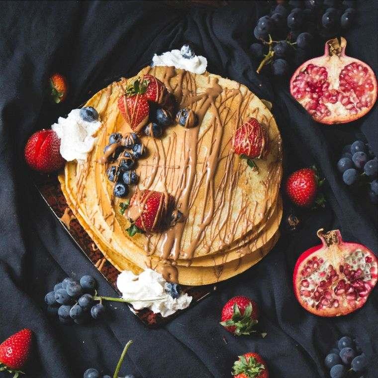 tortita receta-mezcla-rica-ideas