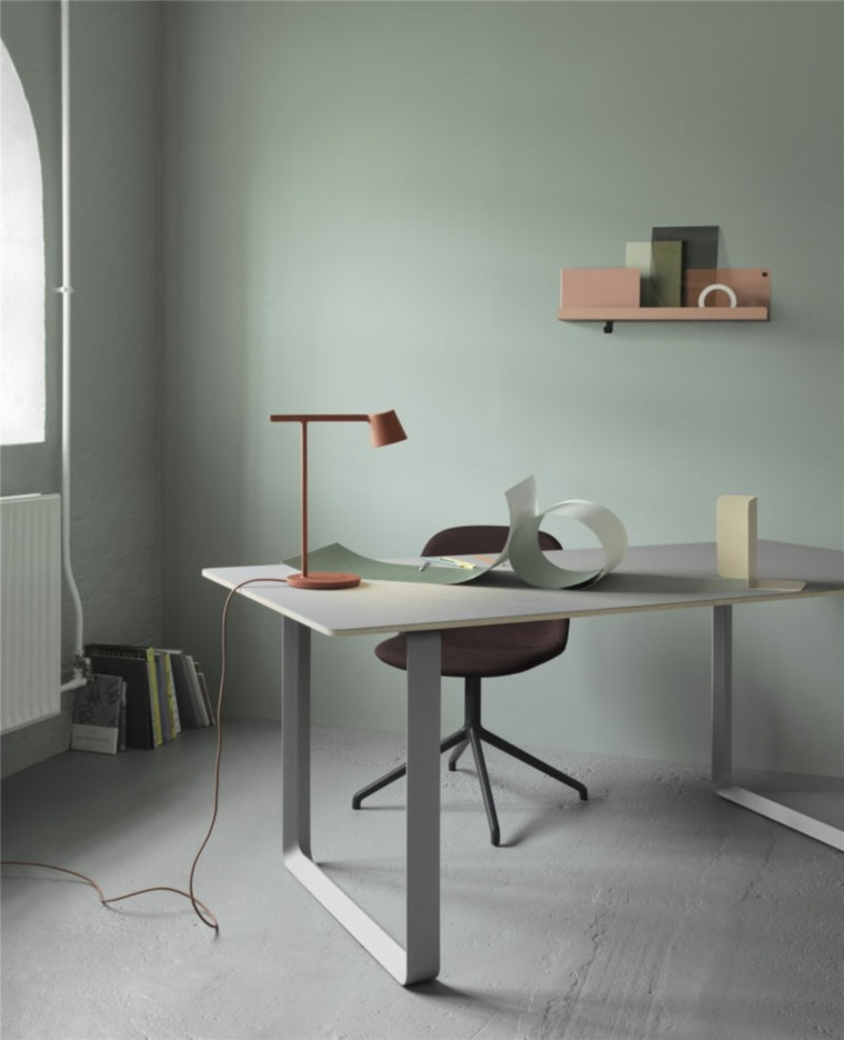 Colores de moda para la decoracion de paredes
