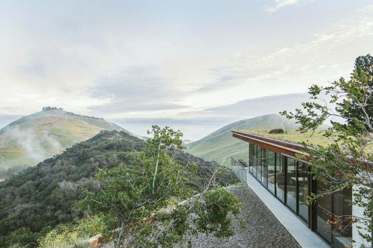 casa de huéspedes vistas