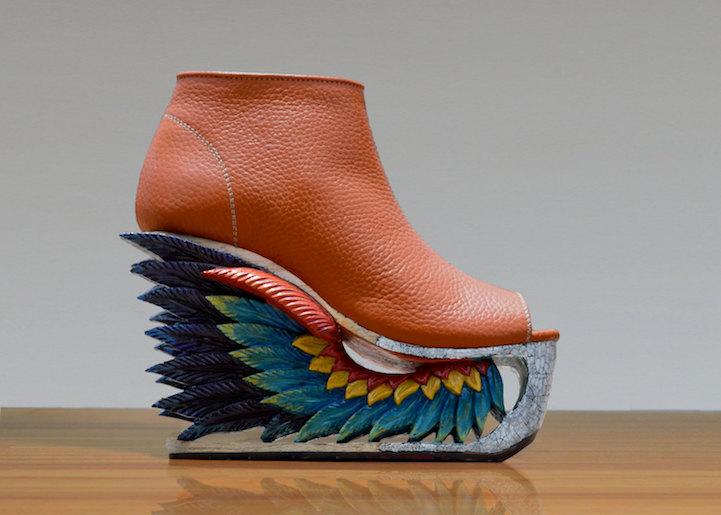 zapatos de mujer hechos mano