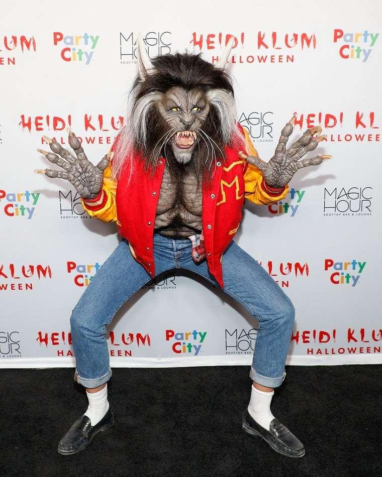 Heidi Klum-Halloween-disfraz-2017