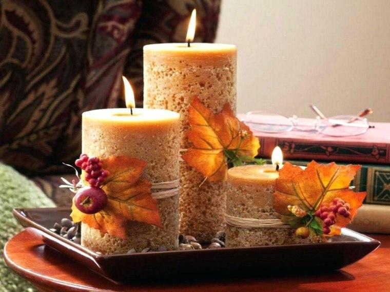 adornos para la casa-decoraciones-velas