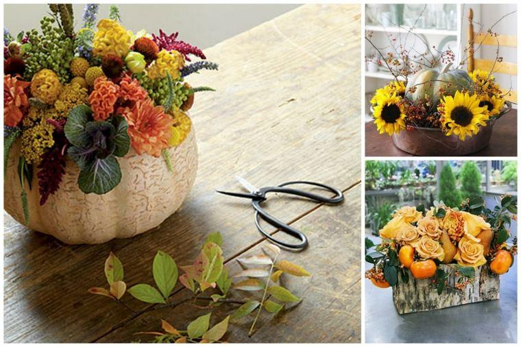 adornos para la casa-mesa-flores