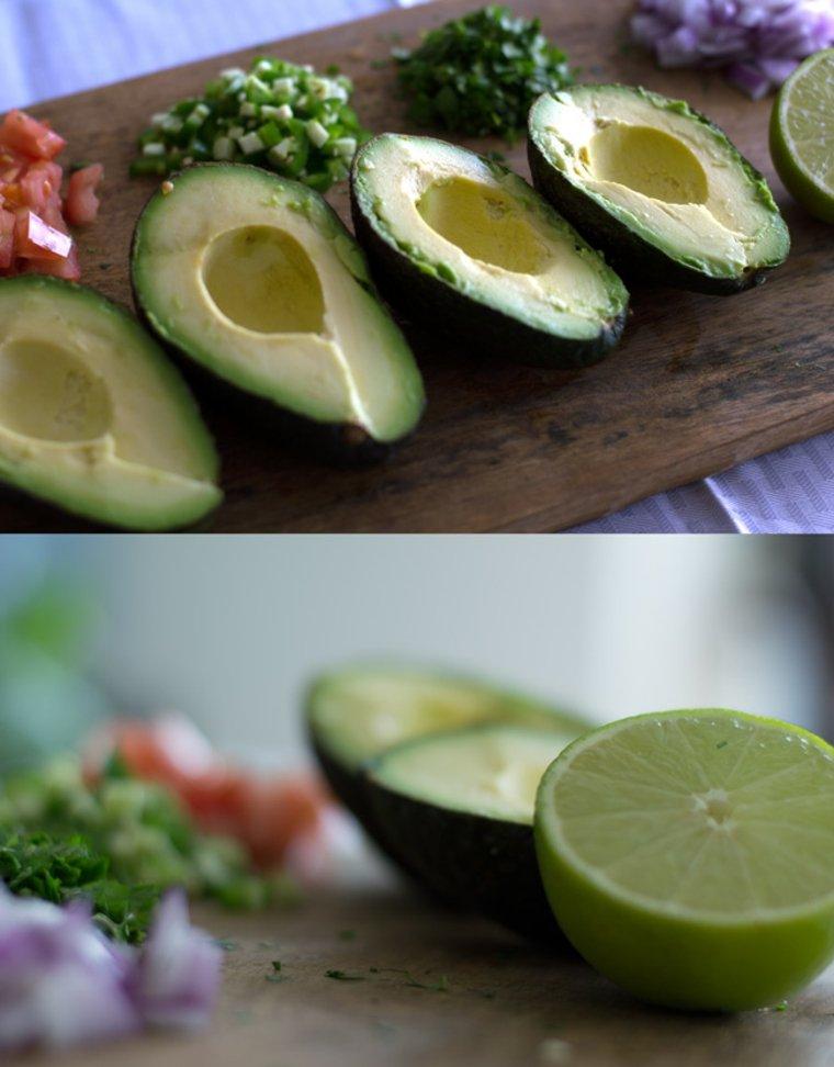 Cómo hacer salsa guacamole rica