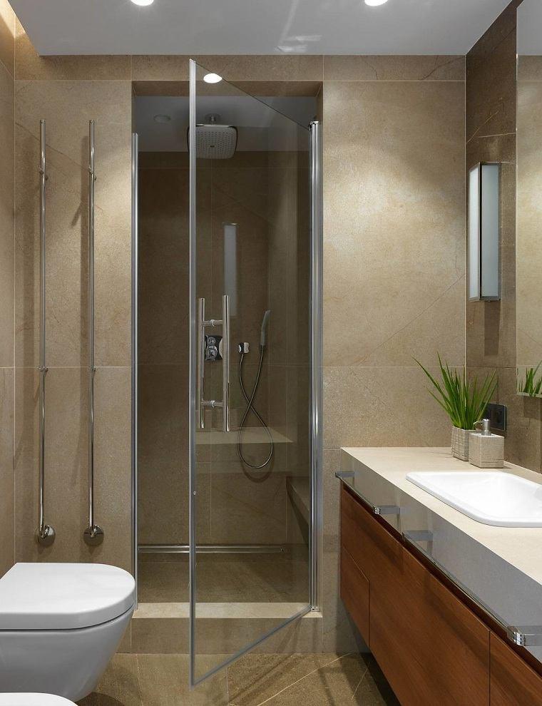 Cuartos de baño modernos 2018- 40 proyectos inspiradores -