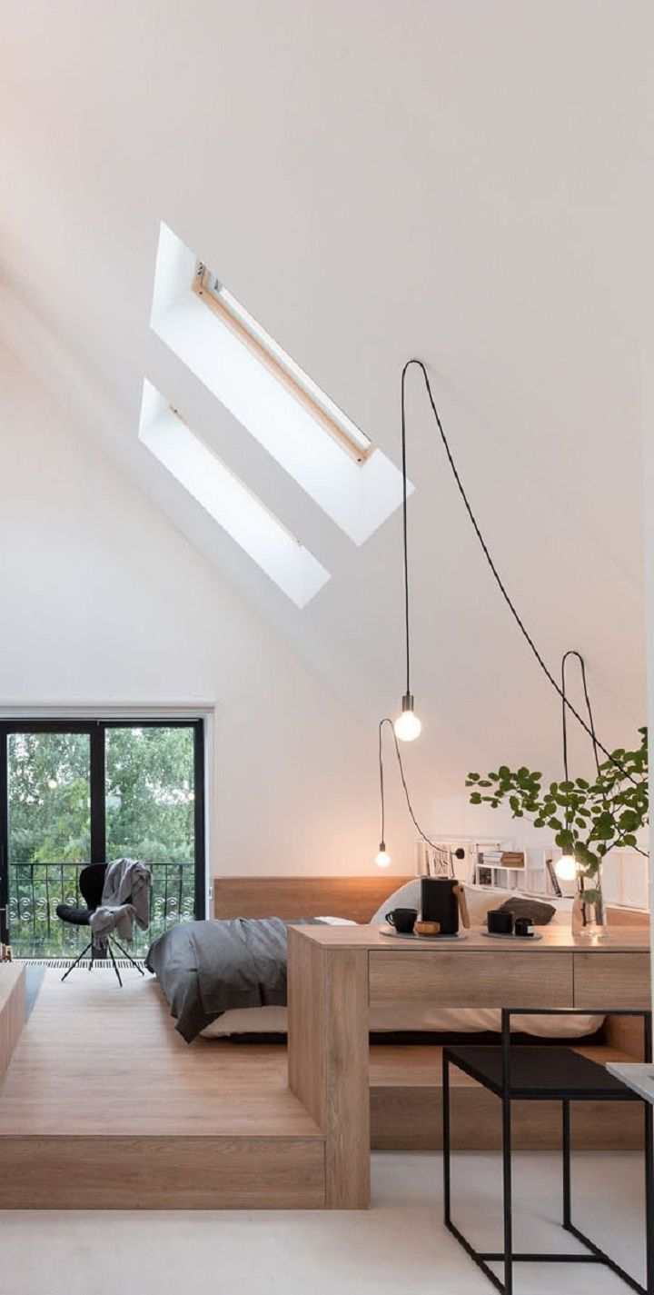 atico moderno casa campo