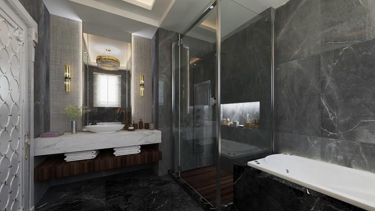 bano-banera-ducha-elementos-modernos