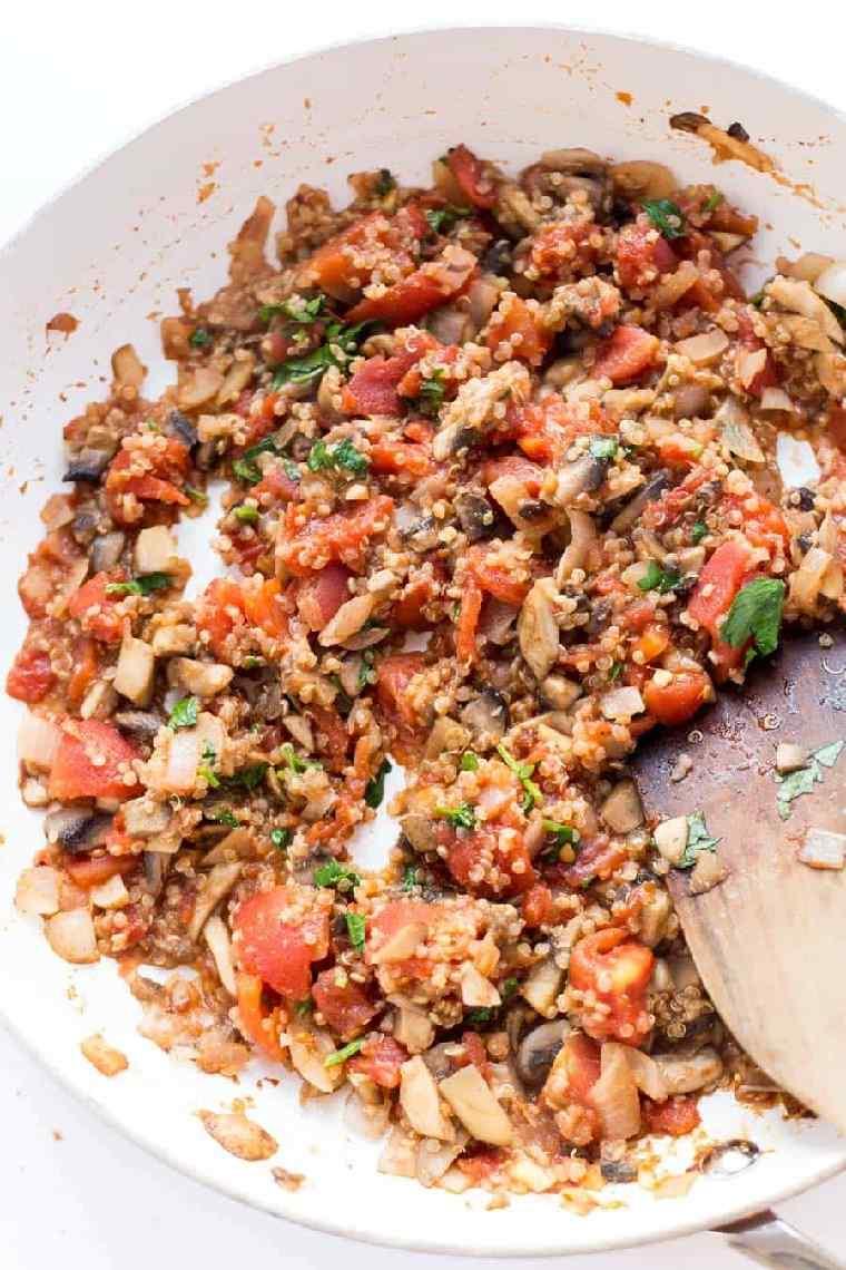berenjenas-rellanas-quinoa-opciones-receta