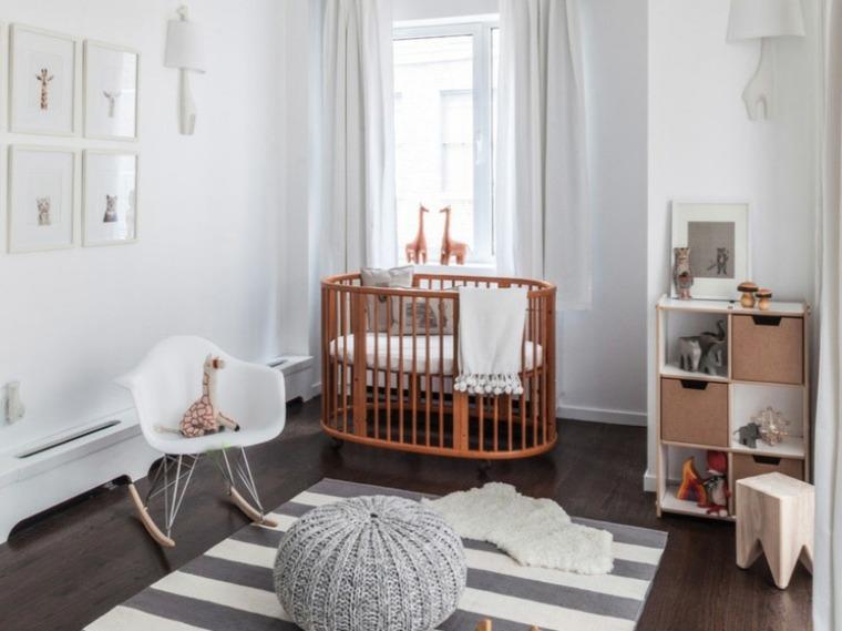 cómo decorar una habitación de-bebé
