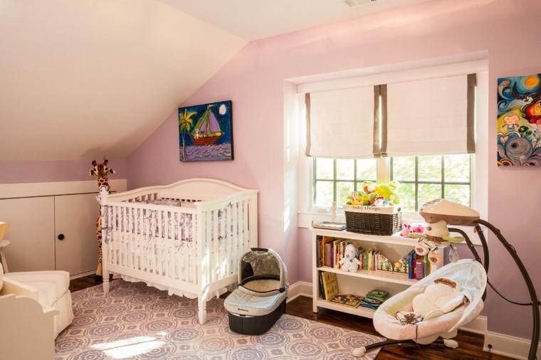 cómo decorar una habitación de-niña