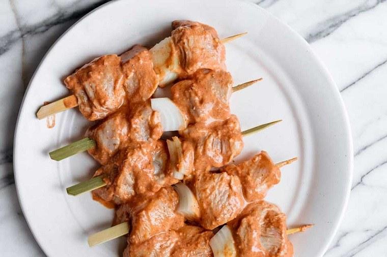 carne-pollo-pinchos-opciones-receta