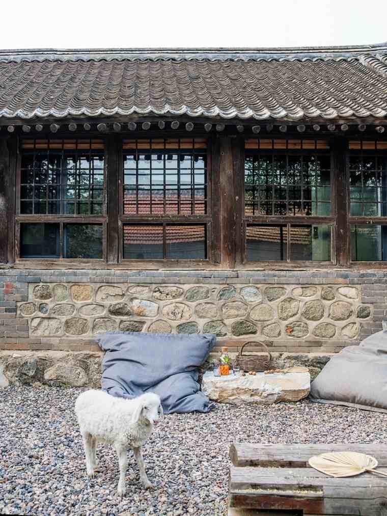casas rurales-china-exterior-casa