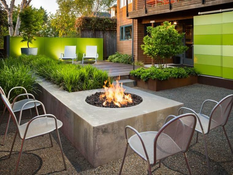 diseño jardines tendencias