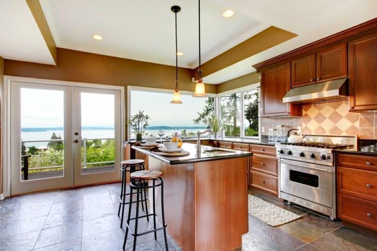 cocina americana-decoracion-interior