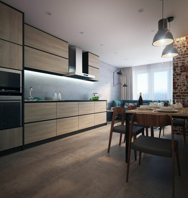 cocina americana-muebles-modulares
