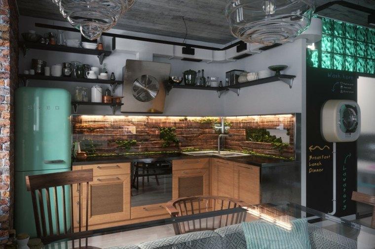 cocinas americanas-modernas-originales