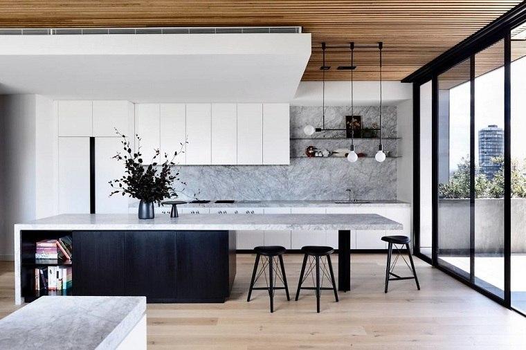cocinas-modernas-con-isla-diseno-tom-robertson-architects