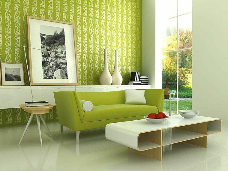 colores que combinan con verde-interior