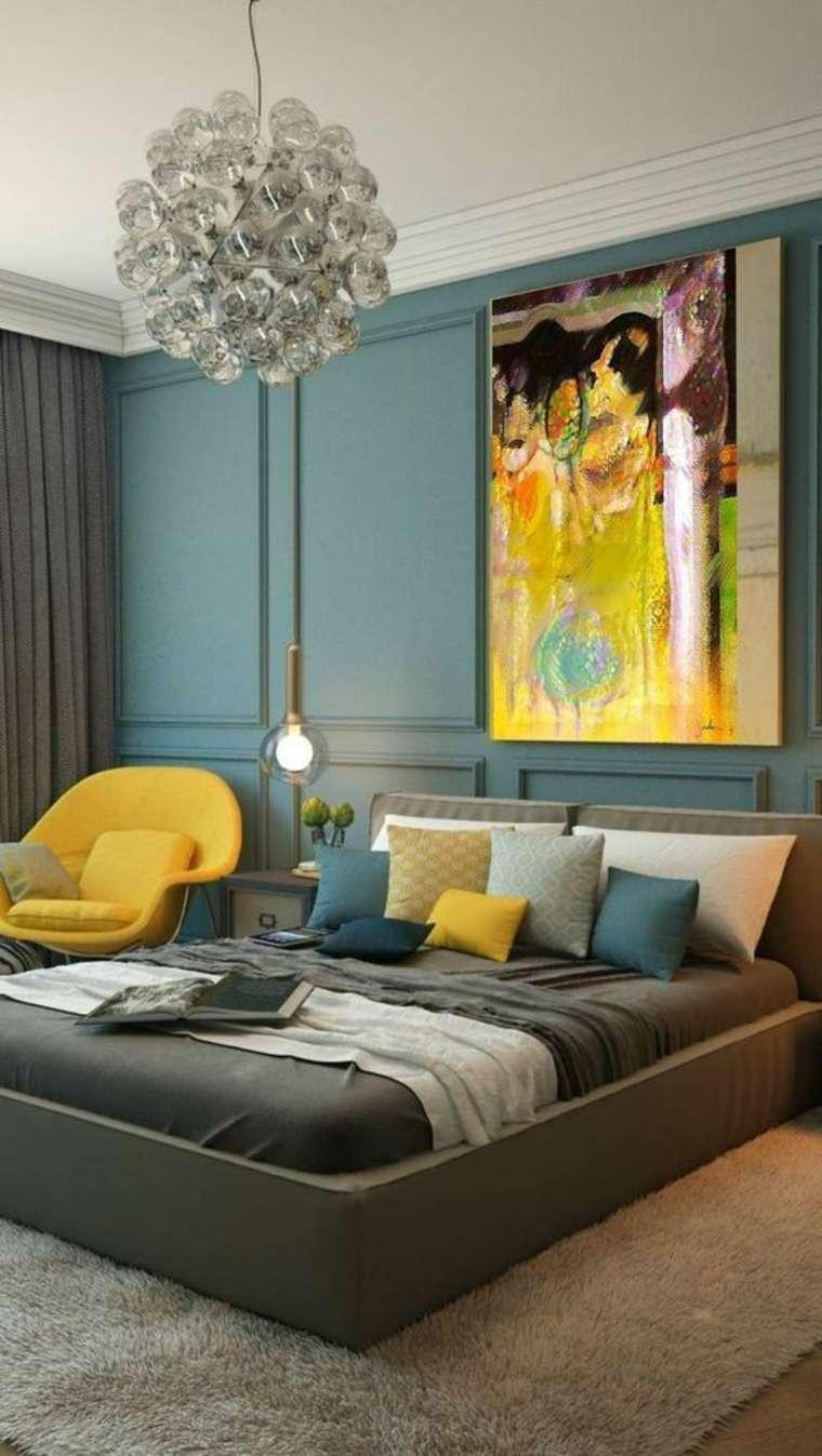 combinaciones de colores dormitorio