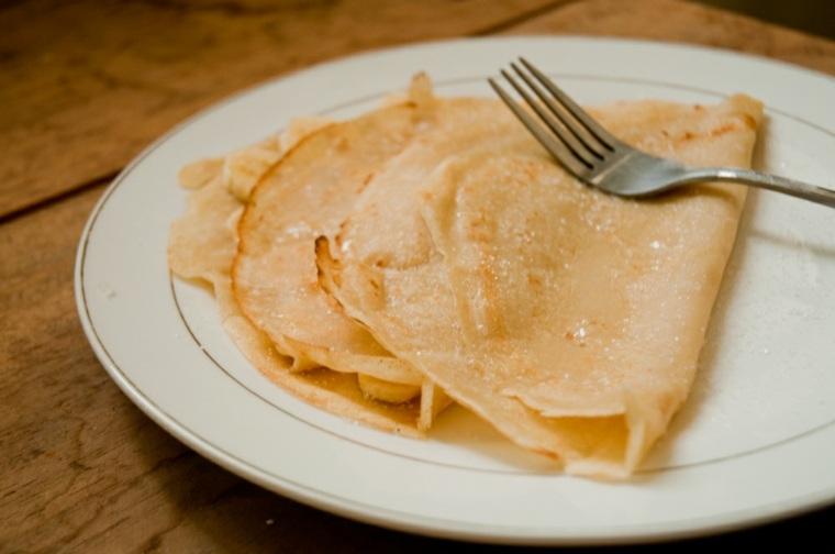 Tipos y recetas de tortitas