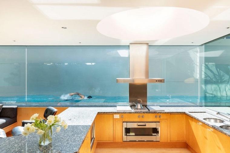 cristal efecto vista cocinas
