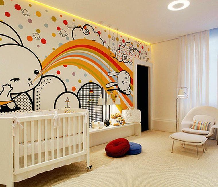 cuarto-de-bebé-decoración