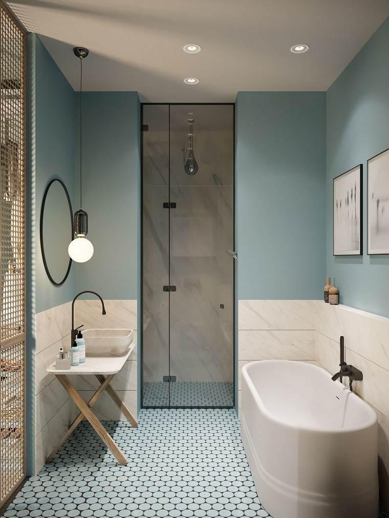 cuartos-de-bano-modernos-Olesya-Fedorenko