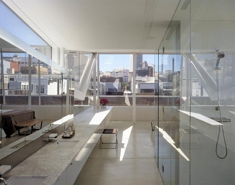 cuartos de baño modernos-diseno-Fougeron-Architecture