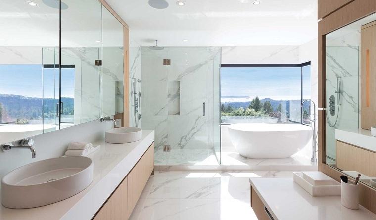 cuartos-de-bano-modernos-diseno-opciones-originales