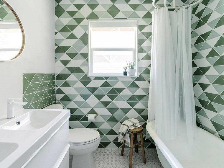 cuartos-de-bano-modernos-ideas-losas-verdes