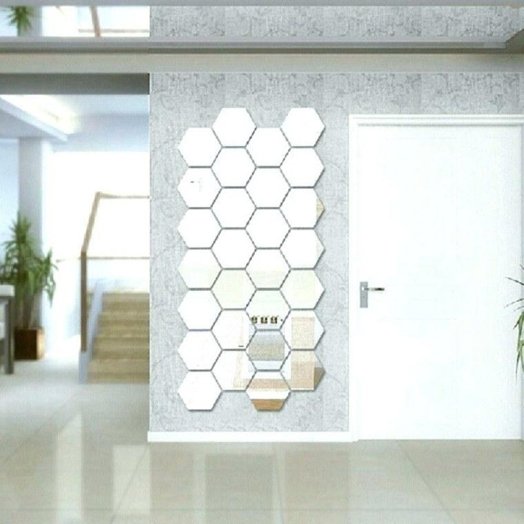 decoracion con espejos-paredes