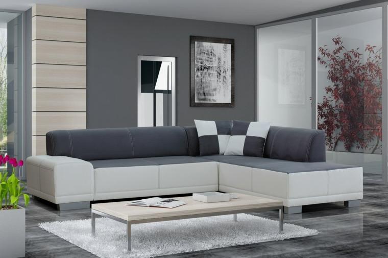 decoracion de interiores-salas-modernas