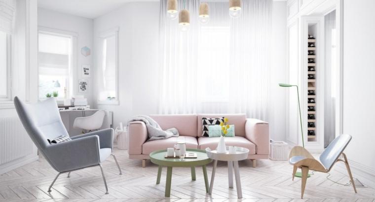decoracion de salas-iluminacion-natural