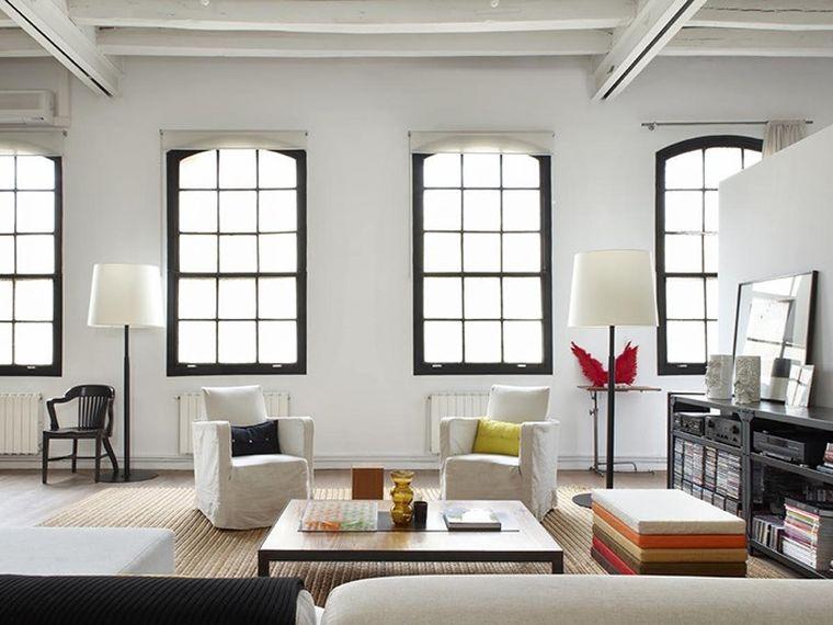 decoración interiores-acogedores-estilo-minimalista