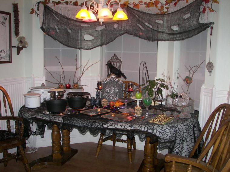 decoracion para halloween-impresionar