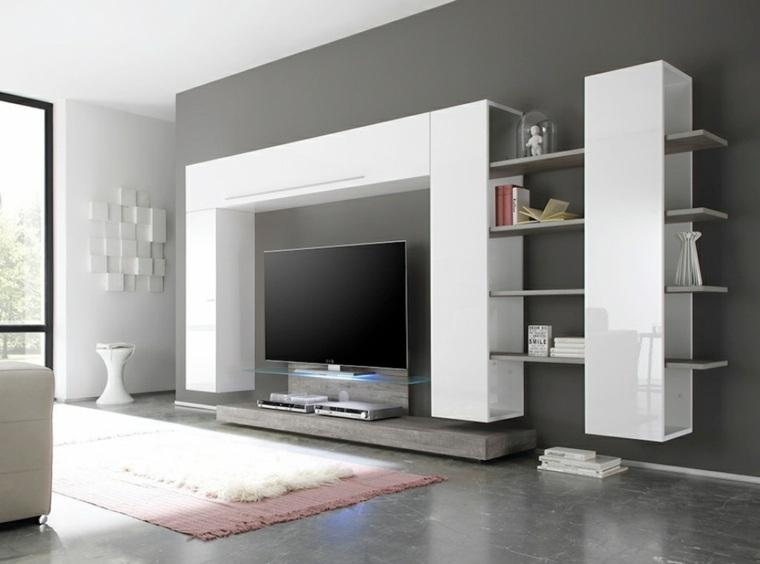 decoraciones para salas-pequenas-modernas