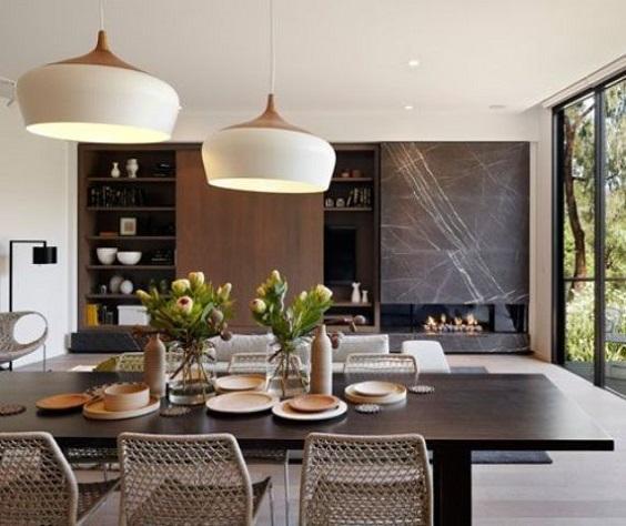 decorar casas espacios abiertos