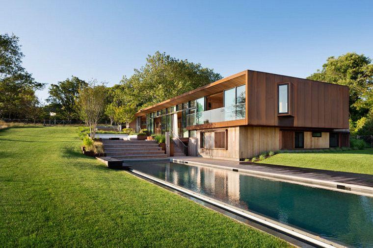 diseños de casas modernas-opciones-casa