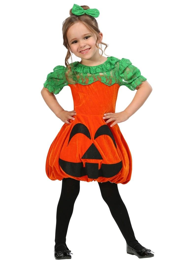 disfraces de halloween para ninos-calabaza