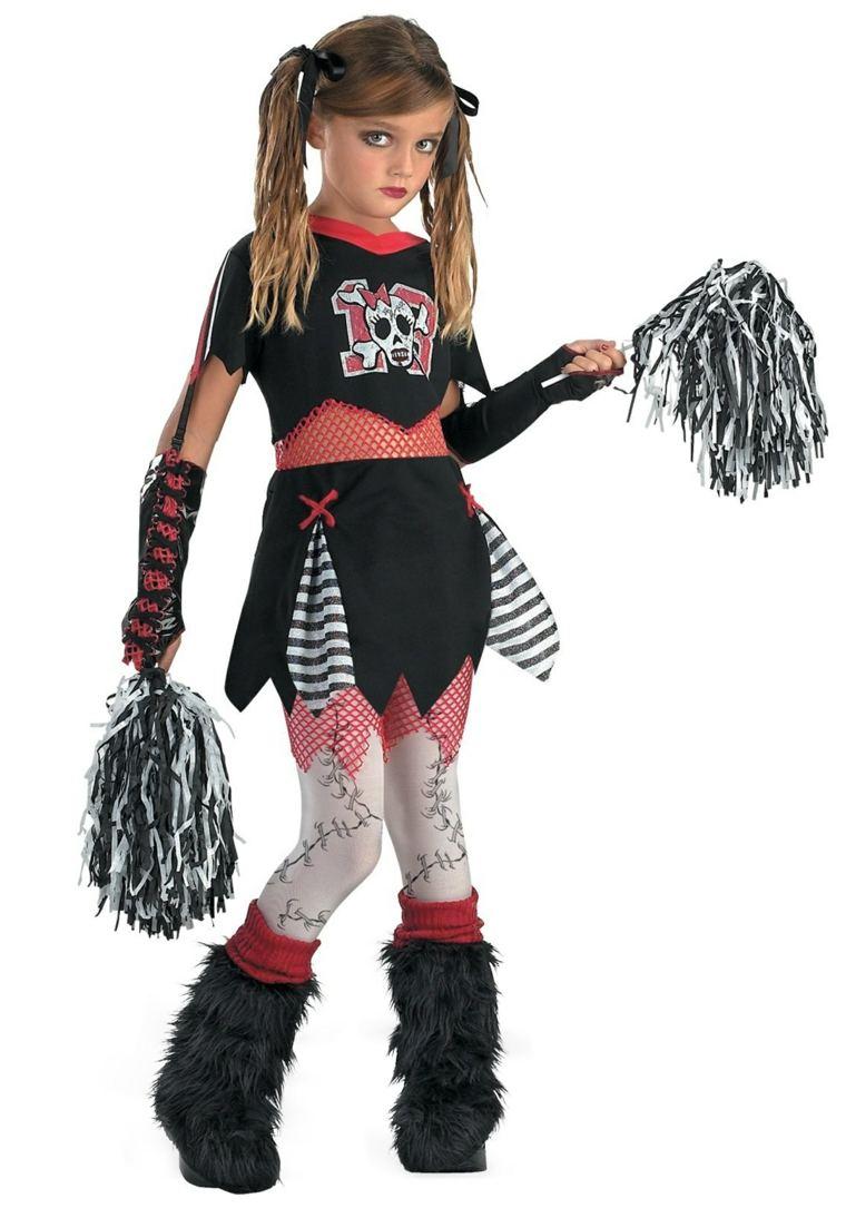 disfraces de halloween para ninos-ninas-goticas