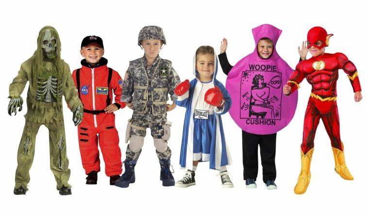 disfraces de halloween para ninos-originales