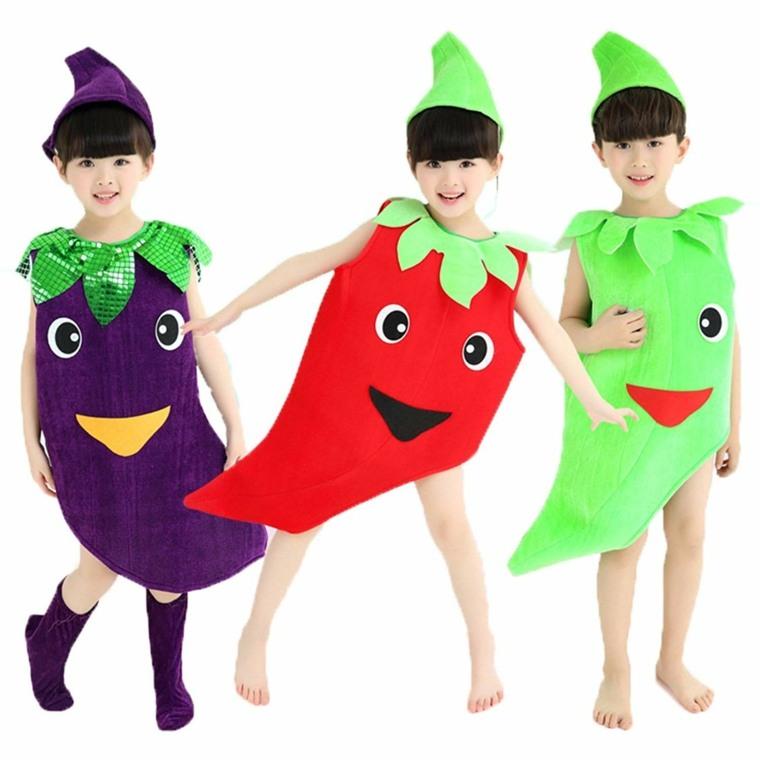 disfraces de ninas-halloween-frutas