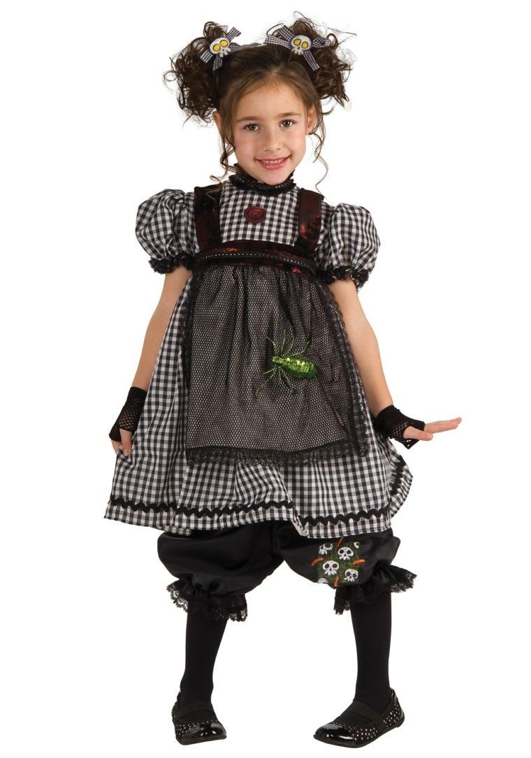 disfraces de ninas-halloween-muneca