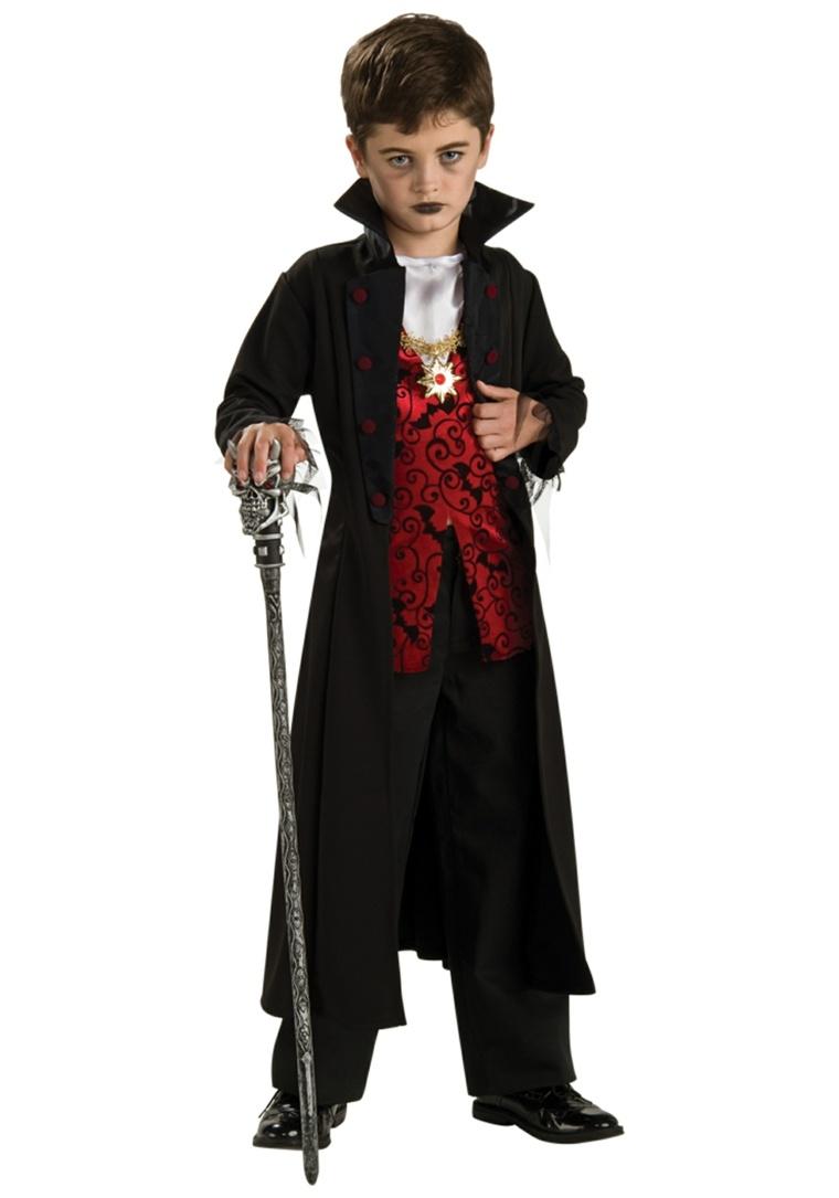 disfraces infantiles de halloween-ninos