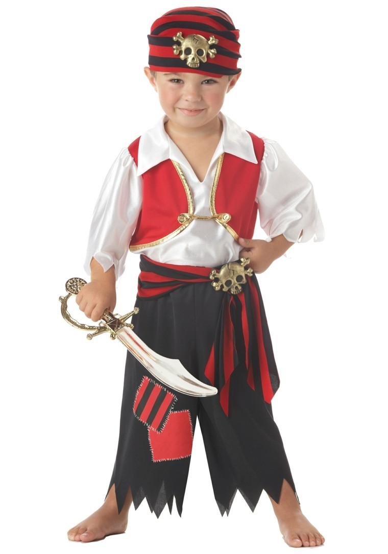 disfraces infantiles de halloween-pirata