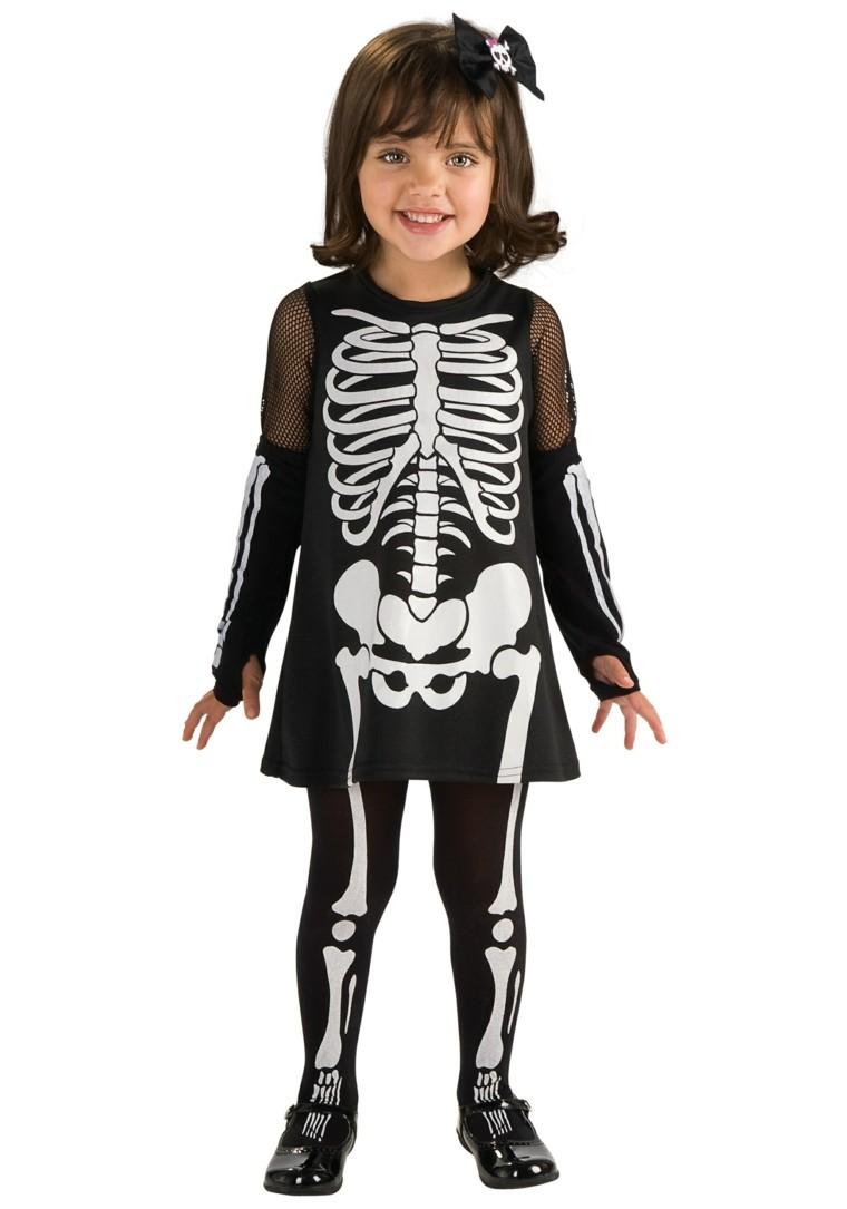 disfraces infantiles halloween-esqueleto