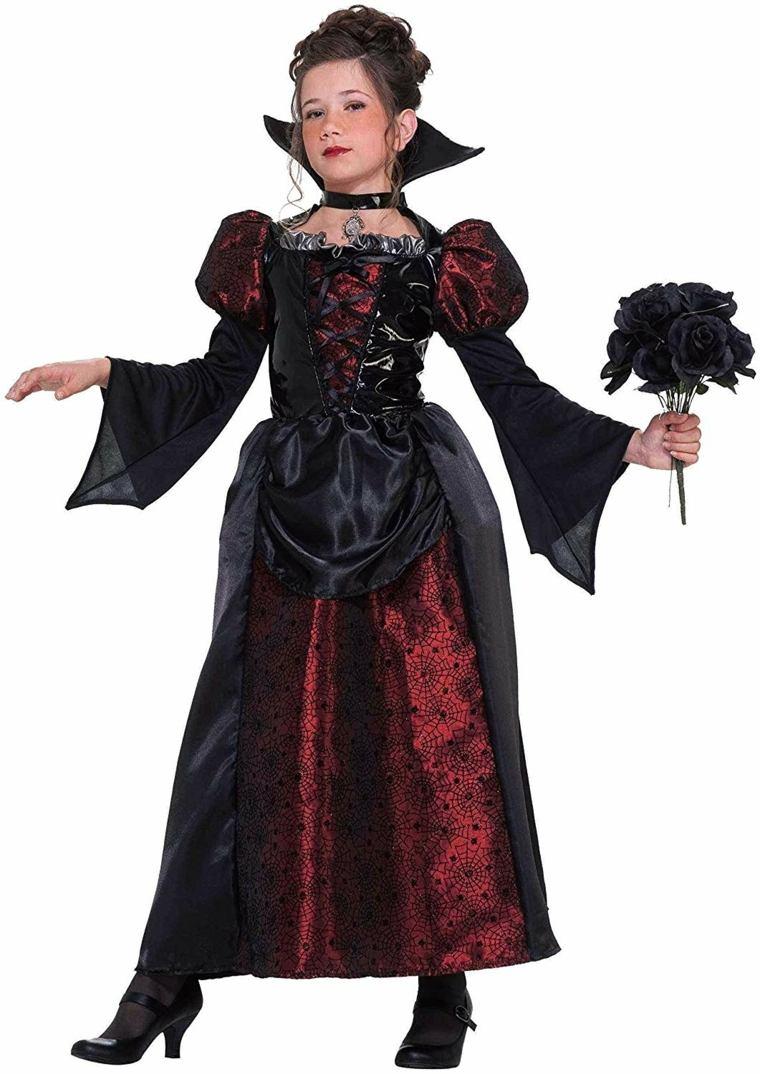 disfraces para halloween ninas-bruja